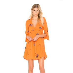 [Free People] Time on my side mini dress M